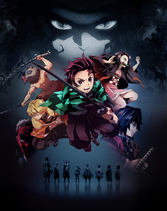 Demon Slayer Anime Key Visual 3