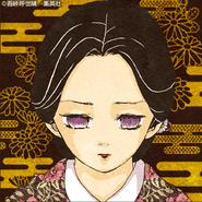 Tamayo colored profile