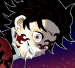 Tanjiro demonio