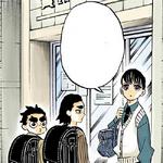 Kotetsu and Kanamori's reincarnations (colored)