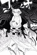 Nezuko's full Demon form