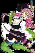 Mitsuri colored body