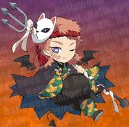 Sabito Halloween icon