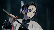 Shinobu wanting to kill Nezuko