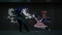 Nezuko vs Swamp Demon
