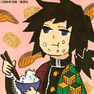 Giyu colored profile 5
