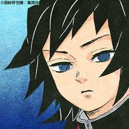 Giyu colored profile 3