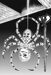 Son Spider Demon body