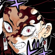Tanjiro colored profile (Demon)