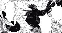Muichiro's crow praises his abilities CH103
