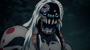 Father Spider Demon looking for Inosuke