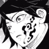 Giyu profile (Demon Slayer Mark)