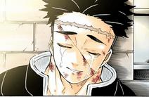 Himejima muere con una sonrisa