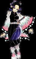 Shinobu colored body