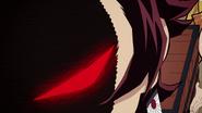 Tanjiro's ogre face EP11