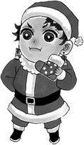 Tanjiro Christmas Outfit