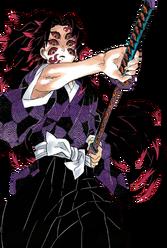 Kokushibo colored body