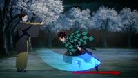 Tanjiro vs. Yahaba