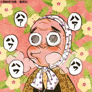 Hotaru colored profile 3