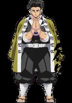 Gyomei anime
