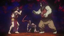 Битва трёх демонов