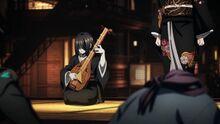Накиме в аниме