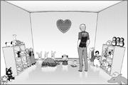 Pink room manga