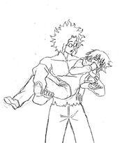 Buff mishima and sou