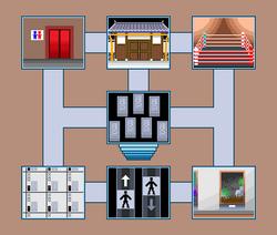 Floor 4 Layout