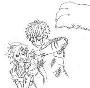 Keiji and Joe