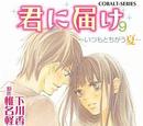 Kimi ni Todoke Light Novel Volume 09