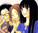 Kimi ni Todoke Manga Volume 12