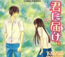 Kimi ni Todoke Light Novel Volume 05