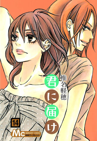 File:Kimi ni Todoke Manga v14 cover jp.jpg