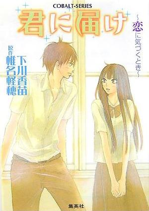 Kimi ni Todoke Light Novel v02 cover