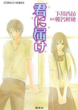 Kimi ni Todoke Light Novel v01 cover