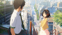 Mitsuha and Taki 2016