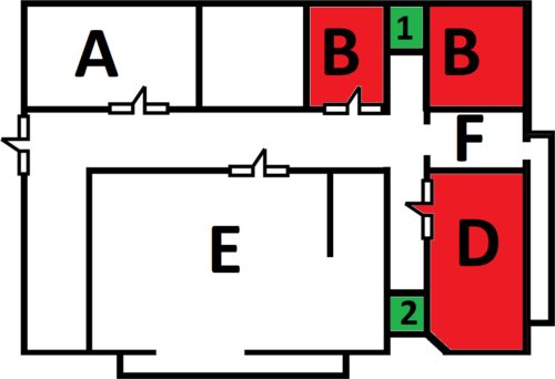 Taki house possible layout
