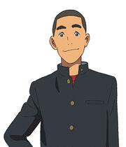 Teshigawara character design