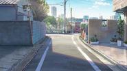 Taki's street
