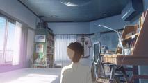 Taki's room