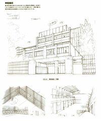 Jingu High School's Outline