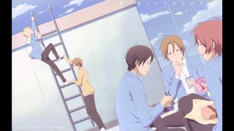 Graffiti Kimi to Boku Original Soundtrack Vol.1