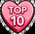 TopCoupleRank10