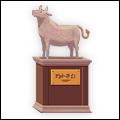 NewDelhi CowStatue