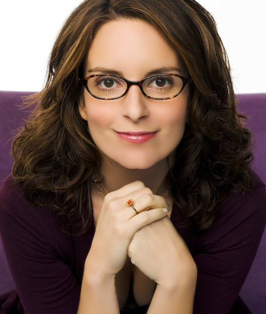 Tina Fey eye