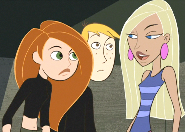 Trading Faces Kim Possible Wiki Fandom Powered By Wikia