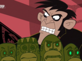 Jade-Affen