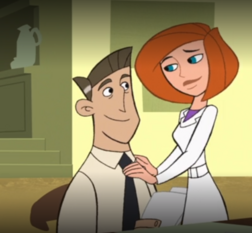 James and ann possible kim possible ref