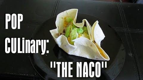 POP CULinary The Naco From Kim Possible!